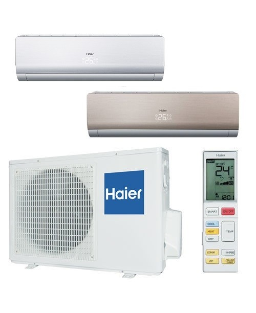 "Кондиционер Haier ""Lightera"" AS09NS4ERA - W (-G)-1U09BS3ERA"